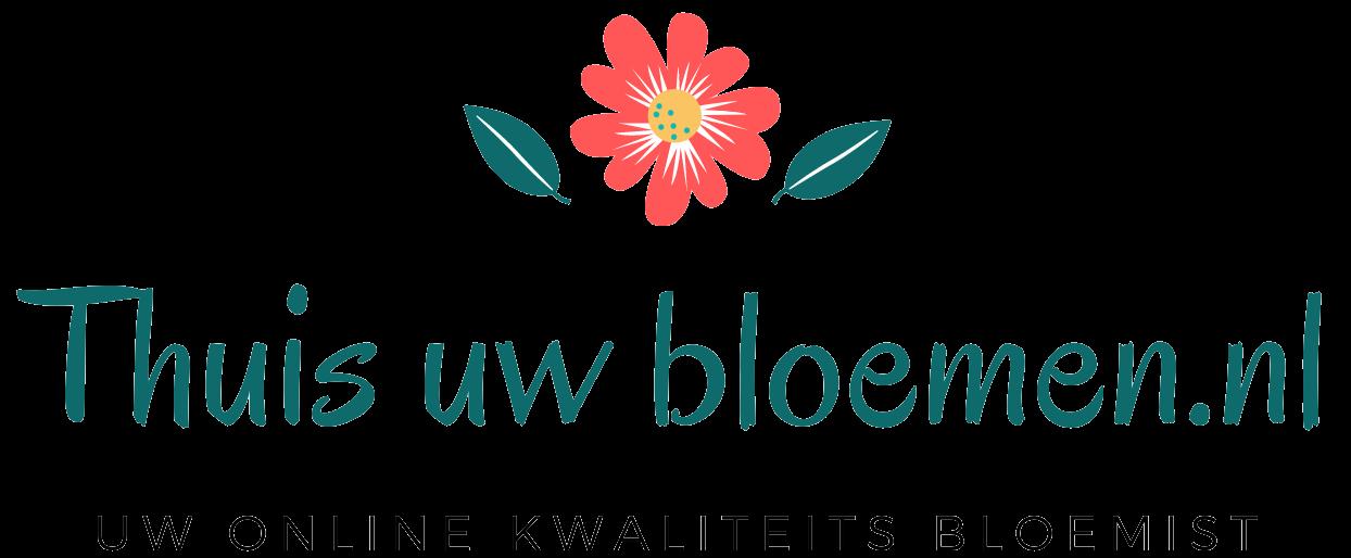 Thuis uw bloemen